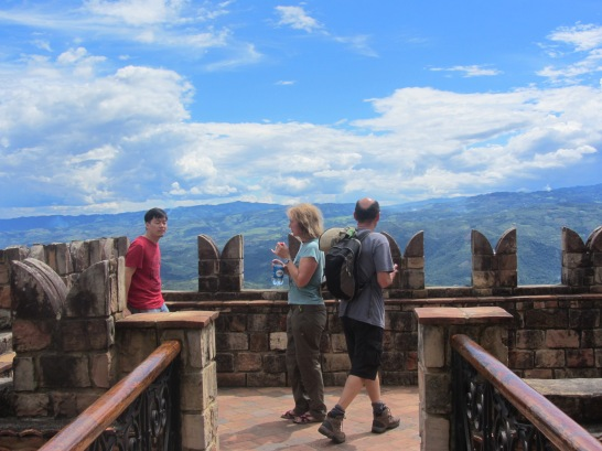 Castle of Lamas
