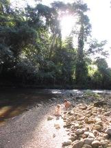 Swimming -River Cumbaza