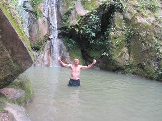 waterfall Chapawanki