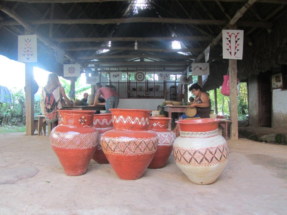 Chazuta ceramics | cultural trail | cultural holidays peru