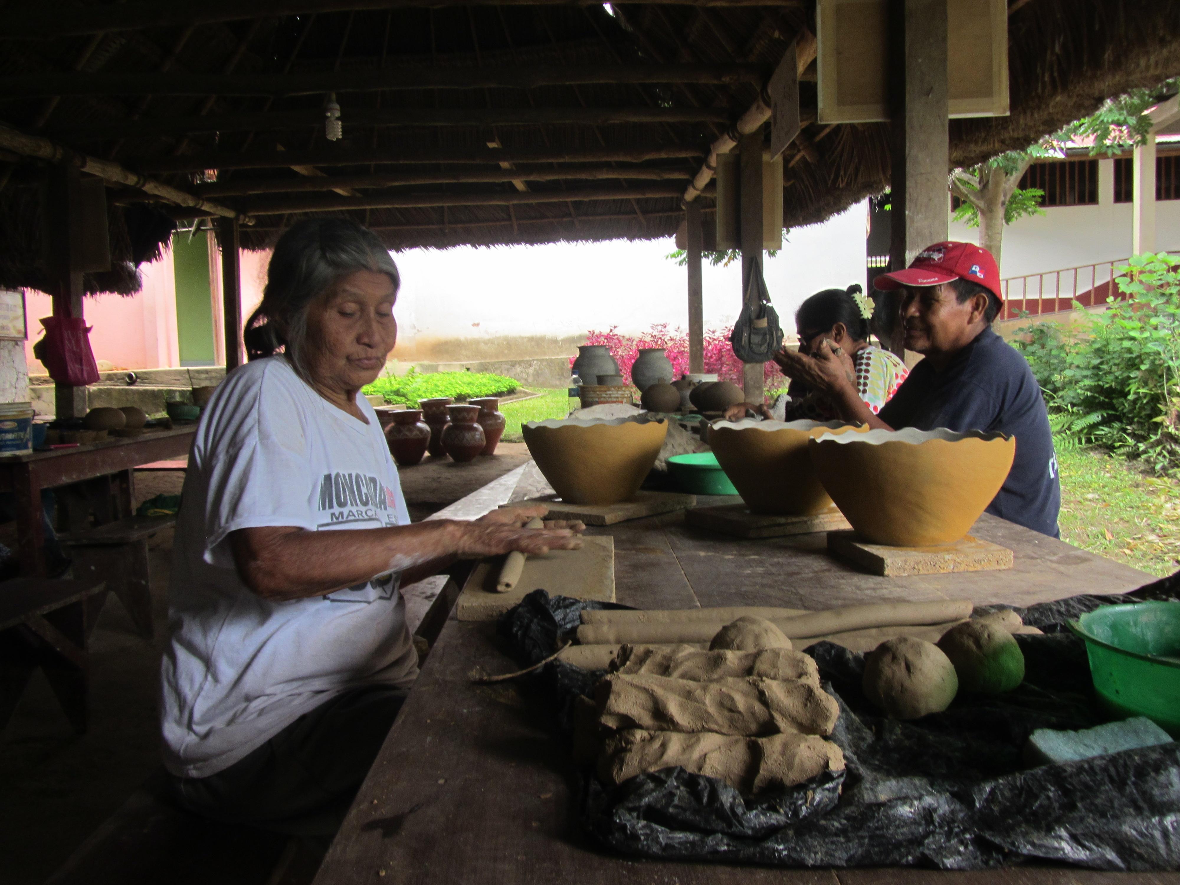 courses in ceramics | Chazuta | rural tourism