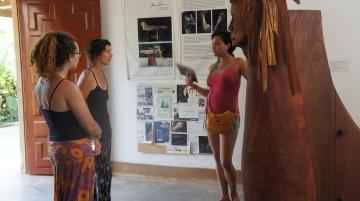 Joyce V Barter Cultural Center