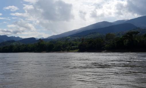 River Huallaga