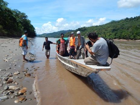 Chazuta: Cocolate RouteBoat trip