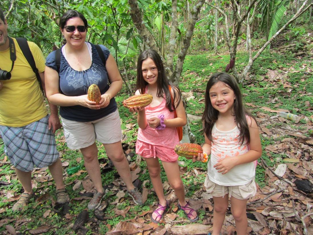 organic cacao Peru | cacao in Peru | rural tourism