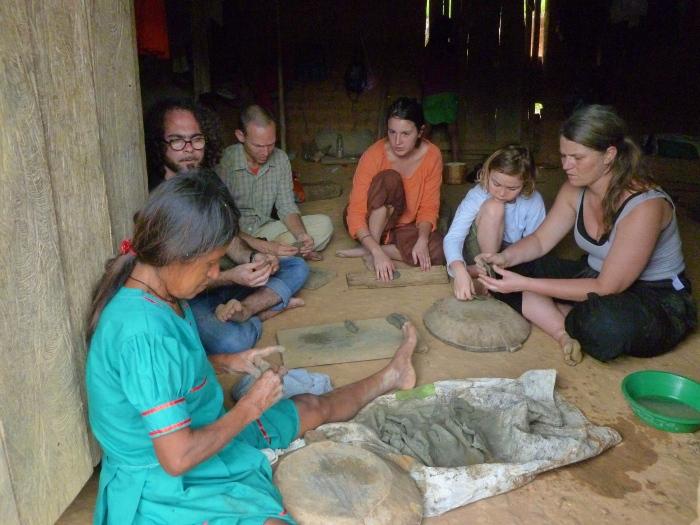 rural tourism | cultural trails | courses in ceramics