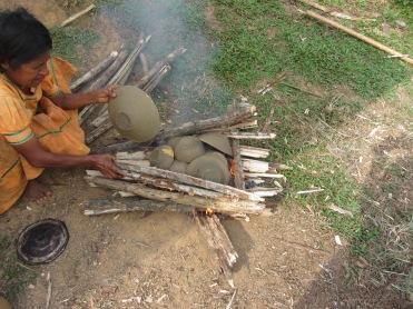 Firing the Shuntu