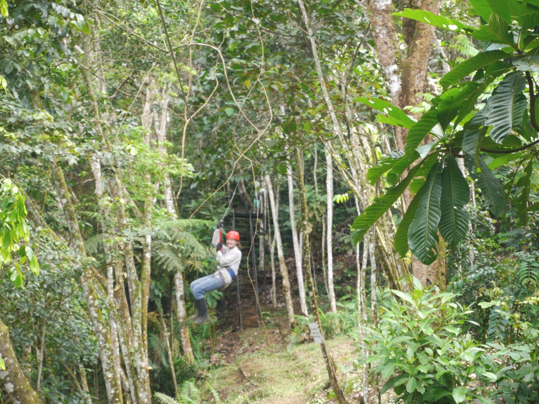 zip line - adventure tours - Peru