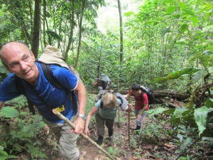 hiking tours ecotourism