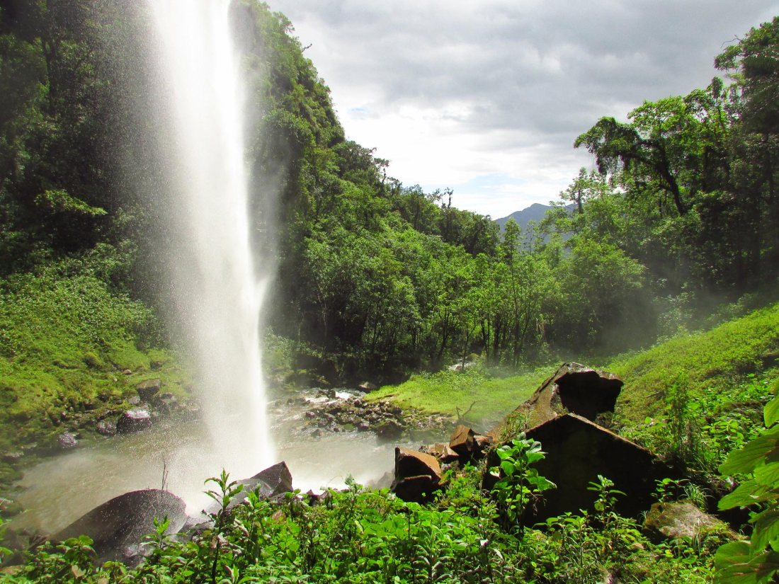 Kuelap Tours | Chachapoyas - Cuispes Yumbilla