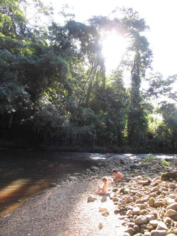 San roque De Cumbaza ecotourism