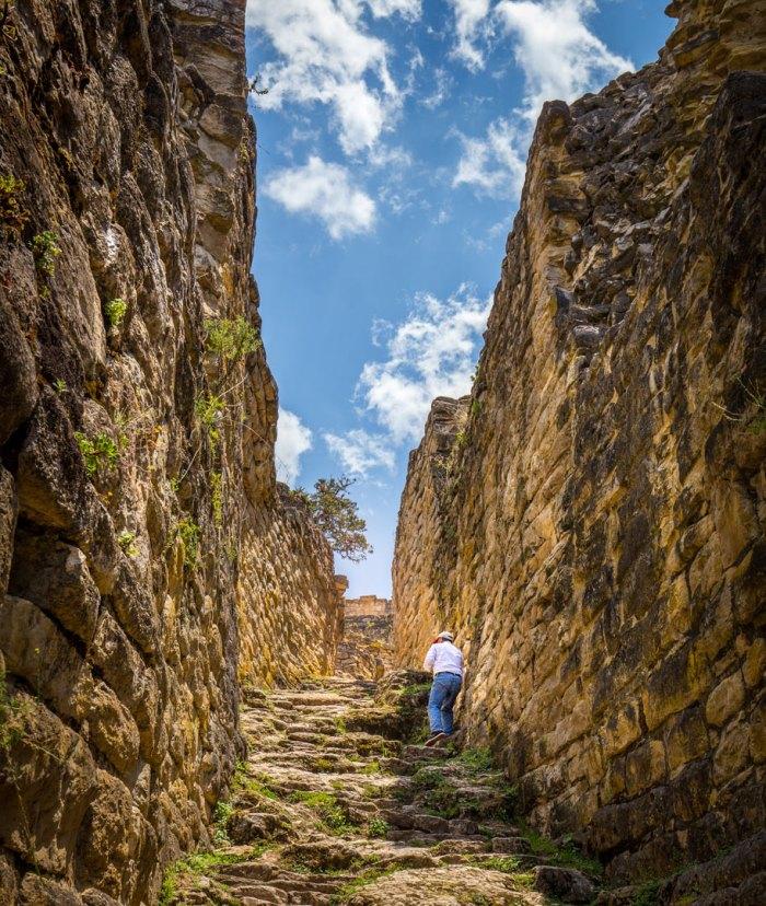 site archeologique chachapoyas