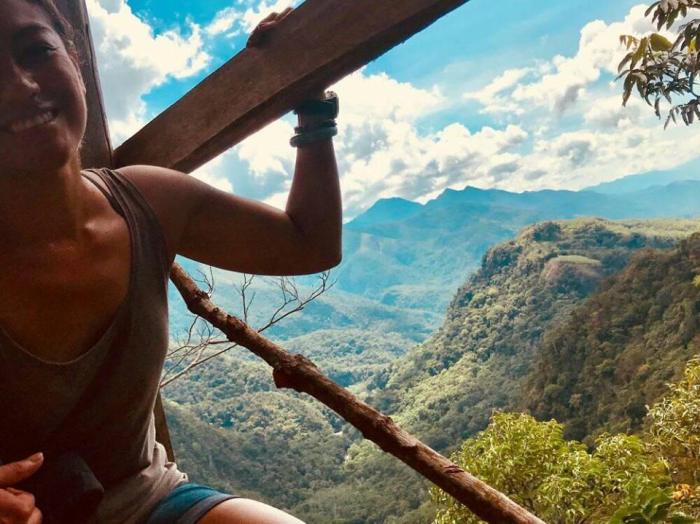 Cordillera Escalera - ecotourism - Peru