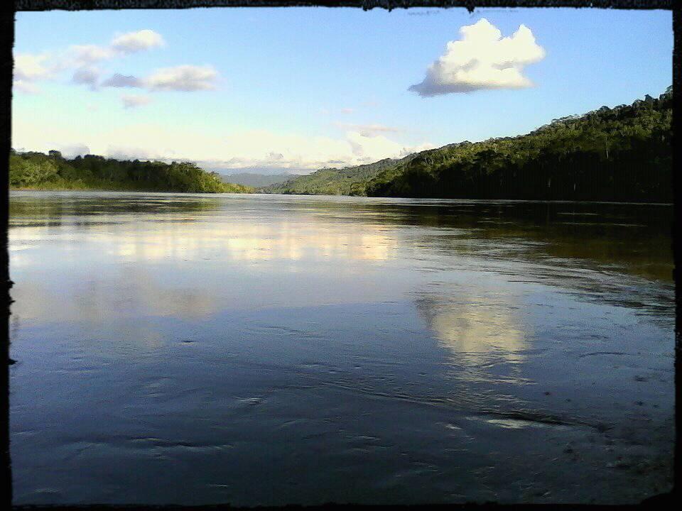 Amazon boat trips - River Huallaga