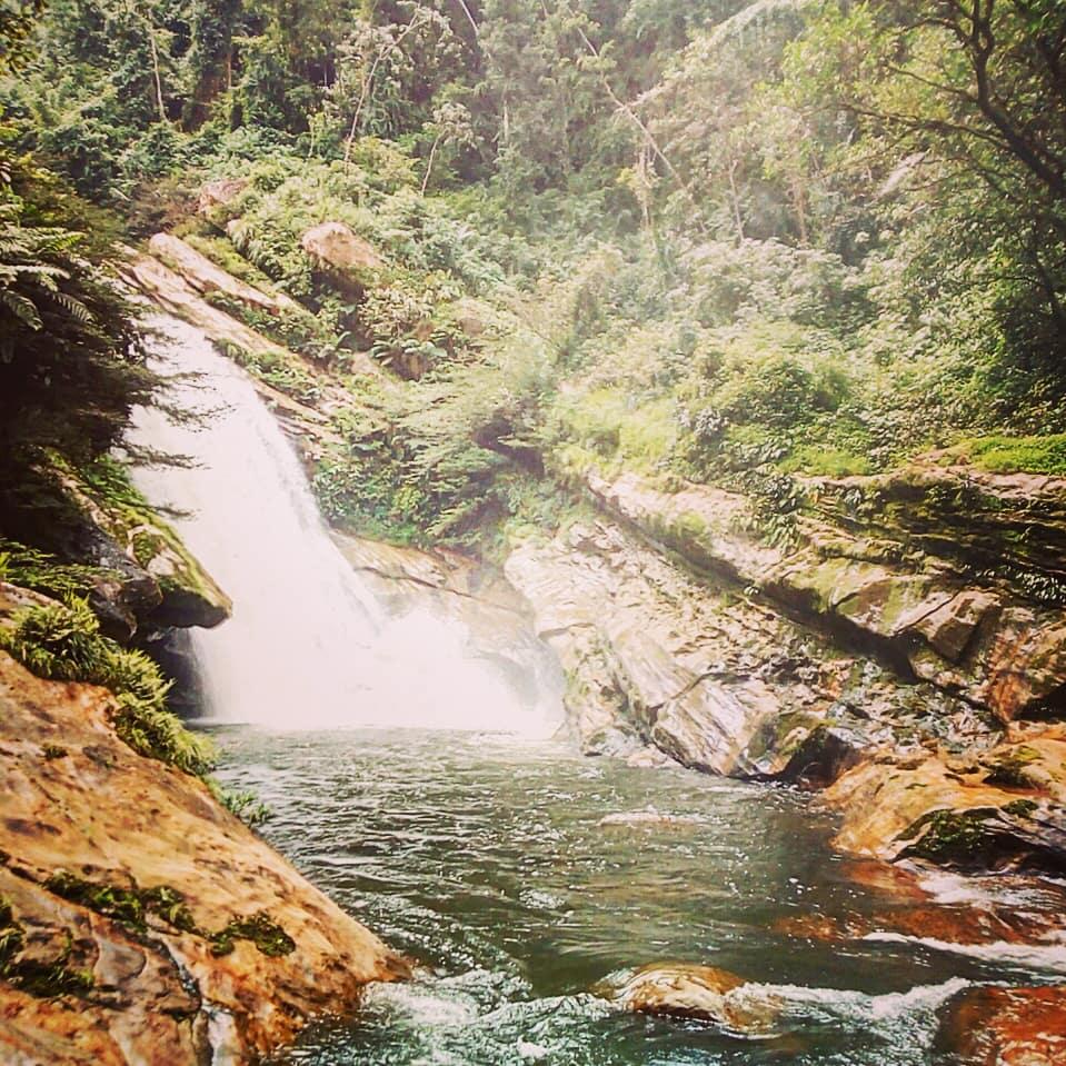 Tarapoto tours | Peru | ecotourism | Tununtunumba | Waterfall