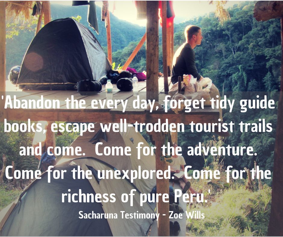 Hiking | walking | camping | amazon rainforest