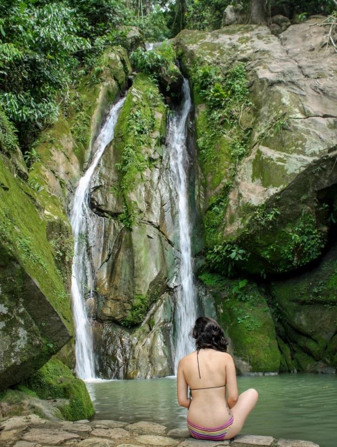 Chakckakkakak waterfall